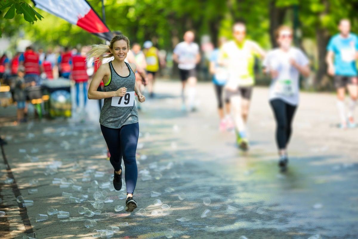 С този 24-седмичен тренировъчен план можете да преминете от дивана до маратона за нула време.